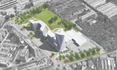 Saronno avrà il suo parco ed il primo grattacielo