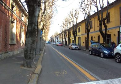 via Roma – compensazione ambientale novità assoluta