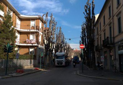 Via Roma – incidente tra ciclista ed autovettura. No allo sciacallaggio politico