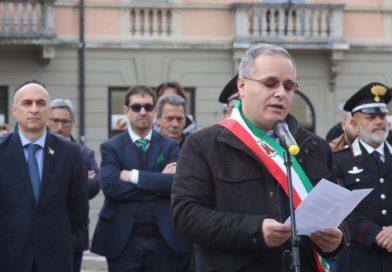 Alessandro Fagioli candidato sindaco 2020