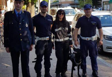 Solidarietà al Sindaco Fagioli e al corpo della Polizia Locale